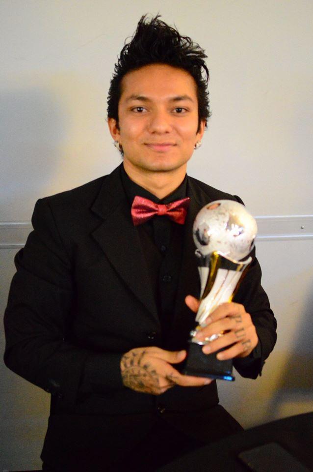 Inaugural Golden Ball Award Gala